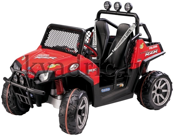 "Электромобиль Peg-Perego ""POLARIS RANGER RZR NEW"""